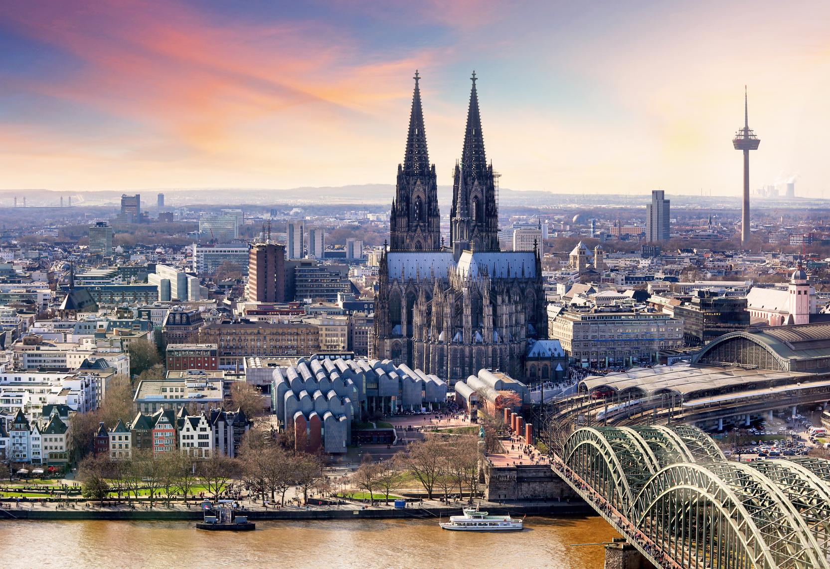 Freie Trauung Location Köln